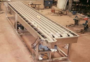 Different Types of Conveyors for Food Processing