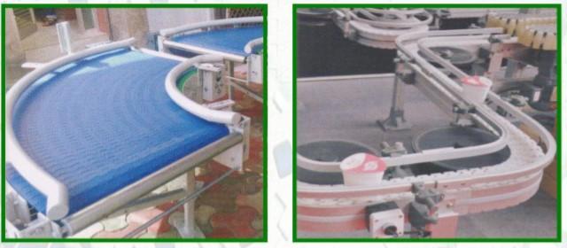 Sideflex Conveyor Belts